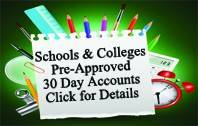 Pre Approved Account For Schools